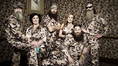ITV begins court fight with Duck Dynasty duo