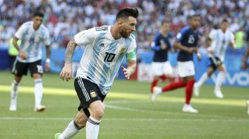TREMENDO | El día que Lionel Messi casi se agarra a trompadas con un compañero de la Selección