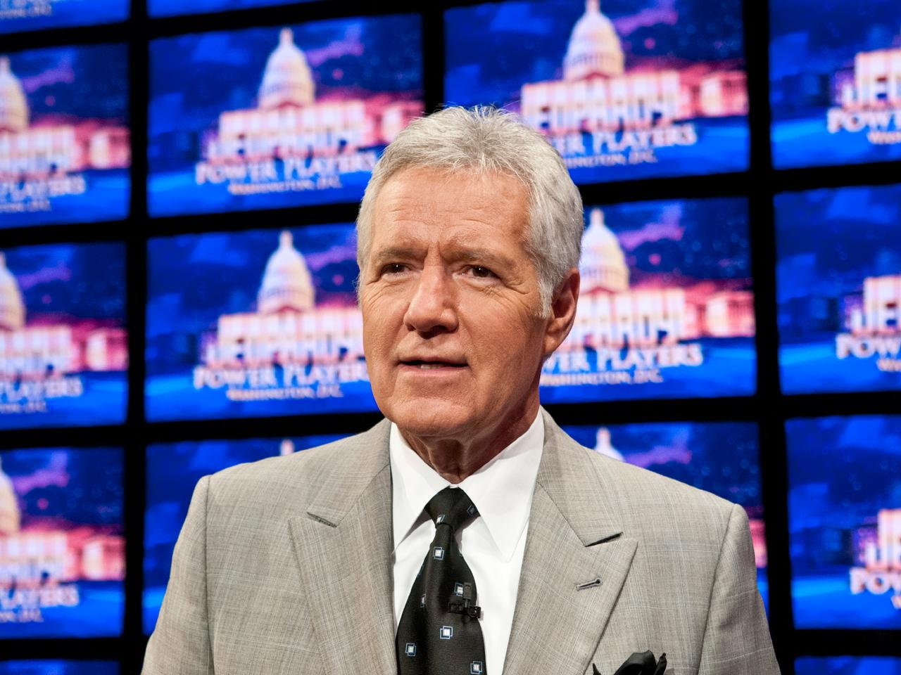 "Alex Trebek's cancer may mean ending his time as ""Jeopardy!"" host"