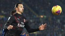 El Milan sigue invicto con Ibrahimovic, vence 1-0 a Brescia