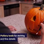 Here are the tools you need to easily carve a pumpkin this Halloween