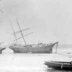 Hurricane Michael Unearths Ships Destroyed in 1899 Hurricane