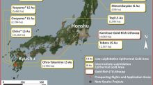 Japan Gold Acquires Three New Gold Projects in the Southern Kyushu Epithermal Gold Province and Relinquishes Copper-Focused Projects