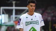 Basket - Jeep Élite - Nanterre: Victor Wembanyama a défié Rudy Gobert et Vincent Poirier à l'entraînement