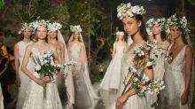 2018 結婚頭飾參考!歐洲新娘造型呈現獨特氣質