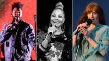 The Weeknd, Janet Jackson, Florence and the Machine Lead 2018 Outside Lands