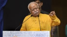 Word ''nationalism'' can be likened to ''Nazism'' by some: Mohan Bhagwat