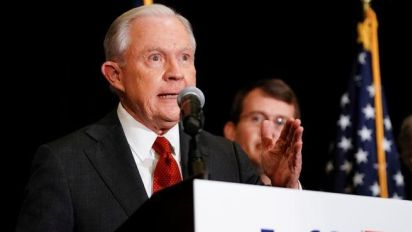 Behind the Trump-Sessions Twitter feud: A Senate seat