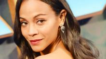 Zoe Saldana's Go-To Beauty Product Costs a Whopping $6