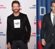 Hugh Jackman jokes his Emmy nod left Ryan Reynolds 'devastated'