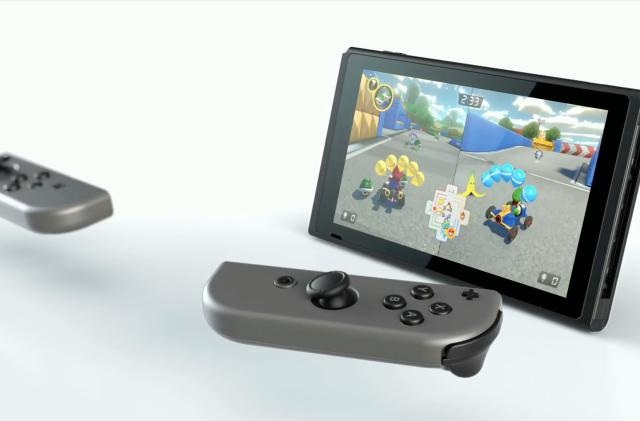 Nintendo Switch online multiplayer won't be free
