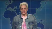 Pete Davidson Returns To 'SNL'  And You'll Never Guess Where He's Been Hiding