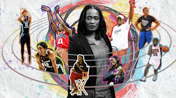 Swin Cash's remarkable basketball journey