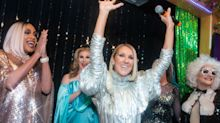 Céline Dion Celebrated Her New Album By Surprising Fans At NYC Drag Bar