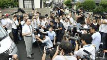 Abe's Greatest Political Threat