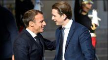 """Kurz beklagt vor Gipfel """"zu viele Spannungen"""" in der EU"""