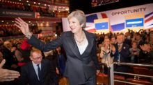 Under growing EU pressure, May meets her ministers on Brexit
