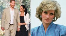 Harry and Meghan follow in Diana's footsteps on LA house hunt