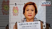 Prosecution amends another charge against Senator Leila de Lima