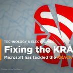 Microsoft already published a KRACK fix, Apple and Google are working on it
