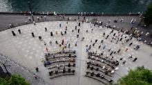 World's first e-pilgrimage at France's Lourdes shrine