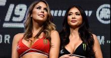 UFC Ring Girls Who Stole The Show