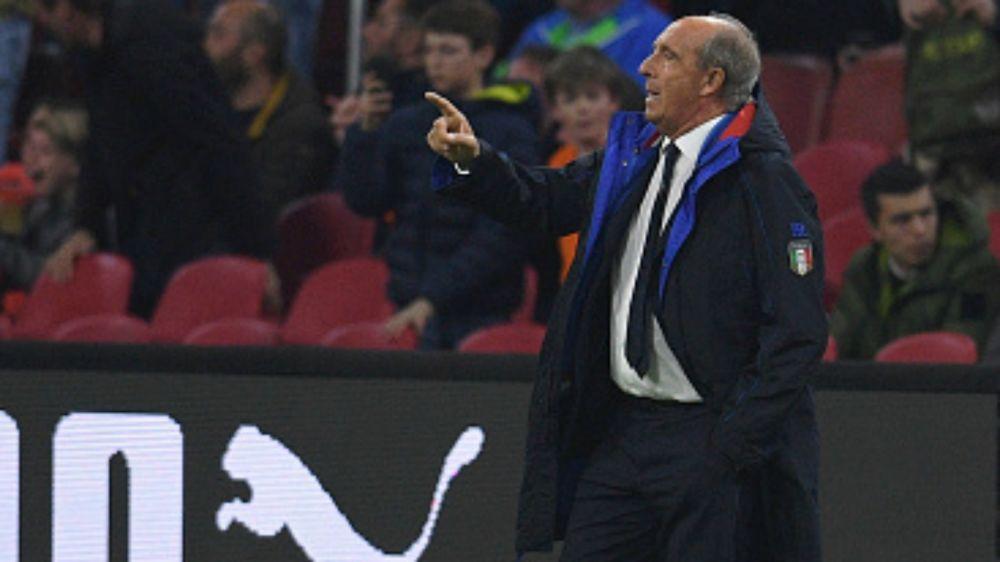 """Italia, Ventura non esclude Balotelli: """"Siamo aperti a tutto"""""""