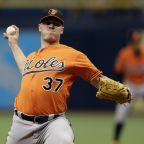 Orioles avoid dubious pitching mark, Bundy beats Rays 8-3