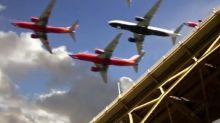 Video of the day: Planes landing in timelapse