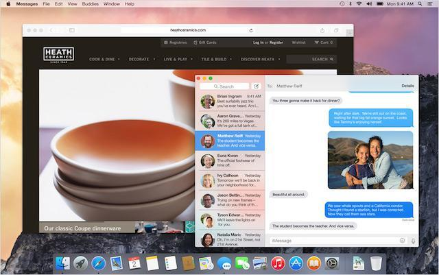 Meet your new OS X Yosemite dock icons