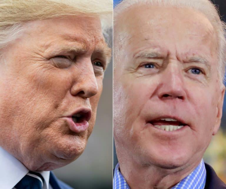 Trump wants Biden to take 'drug test' before first debate