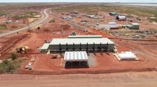 Newmont's Tanami Power Project in Australia Completed Safely and on Schedule