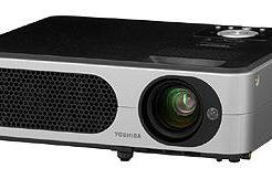 Toshiba intros TLP-X3000AU conference room projector