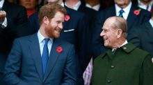 Prince Harry 'preparing for UK return' over fears for Prince Philip