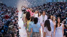 You can now buy front row access to London Fashion Week 2019