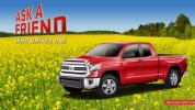 Checkout the New Tundra, Sleek Look Low Price