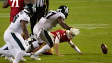 Ersatz-Quarterback erlebt bittere NFL-Nacht
