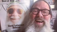 Michael Stipe and David Letterman Are Legit Twins With Their Crazy-Man Beards