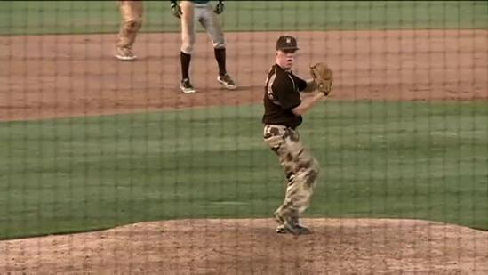 Military All-Stars take on local team at Werner Park