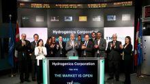 Hydrogenics Corporation Opens the Market