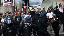 German SPD leader can call anti-lockdown protesters 'Covidiots', prosecutors say
