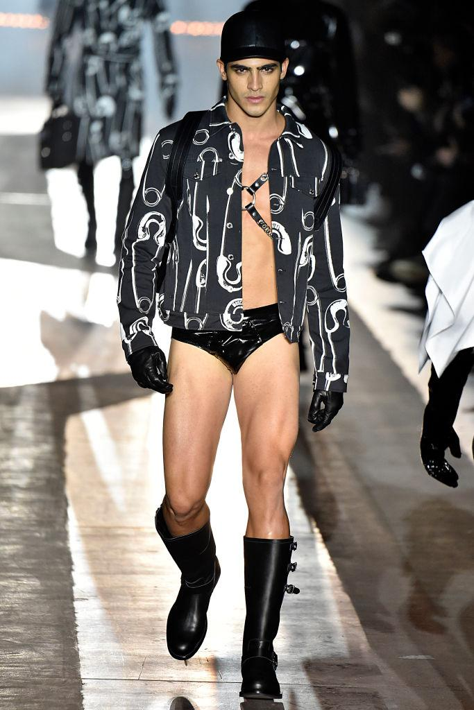 4978a9812 Jeremy Scott's bringing fetishism back to fashion