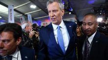 Primaires démocrates: le maire de New York jette l'éponge