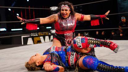 Transgender pro wrestler is hero of her own story