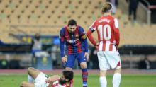 Messi sees red, 'fearful' Juventus, PSG back top: Talking points from around Europe