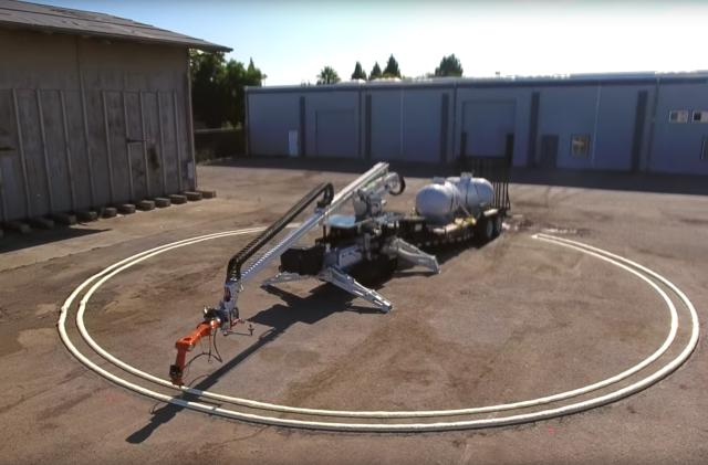 MIT's mobile 3D printer built the largest structure to date