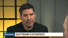 SoftBank COO Claure Talks Turnaround Efforts, T-Mobile Deal