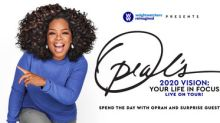 Oprah Winfrey And WW Announce 'Oprah's 2020 Vision: Your Life In Focus' Tour