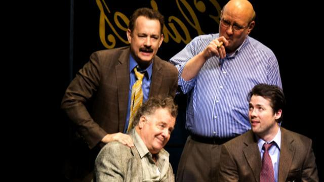 Tom Hanks on Broadway: I didn't know if I was