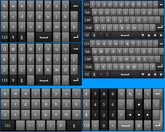 Windows Mobile looks to be getting new native keyboard in 6.5.3